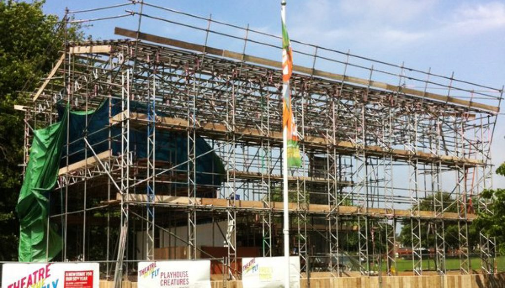 Commercial Scaffolding Service