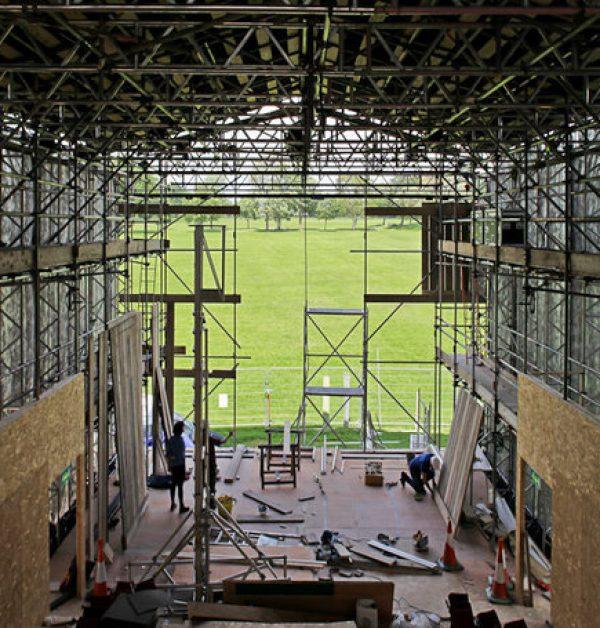 scaffolding service Hampshire